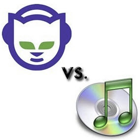 napster iTunes