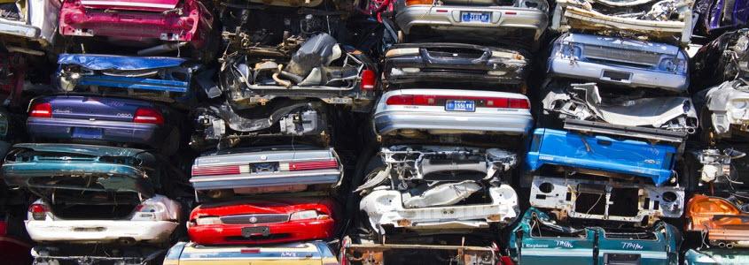 vehículos fuera de uso (VFU)